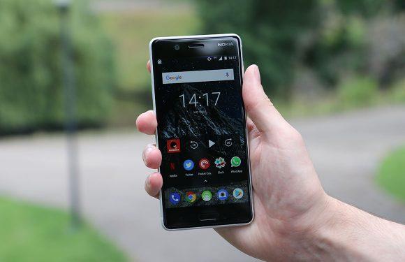 Man heeft geheugenkaart voor smartphone nodig